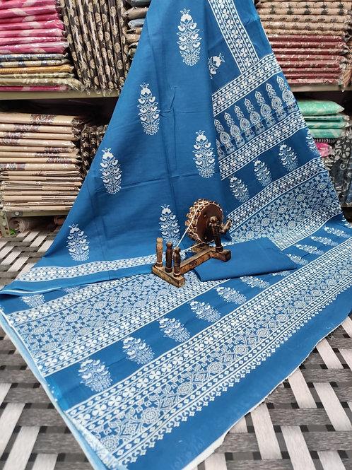 ML01 Instant wear saree with pocket