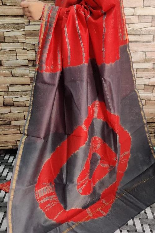 CS42 Instant wear saree with pocket