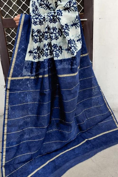 CS29 Instant wear saree with pocket
