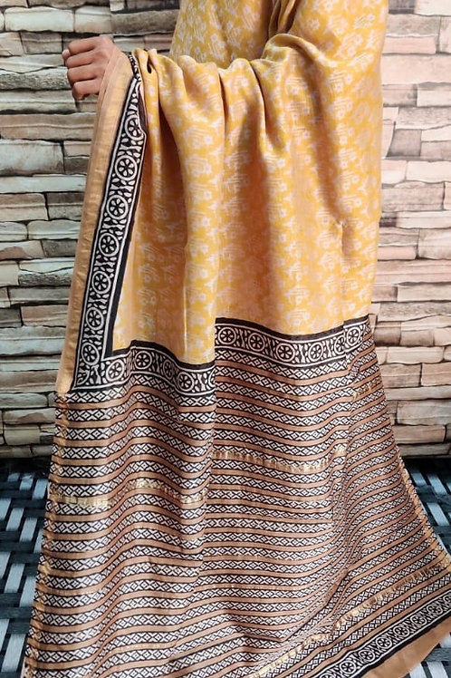 CS08 Instant wear saree with pocket