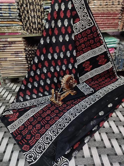 ML14 Instant wear saree with pocket