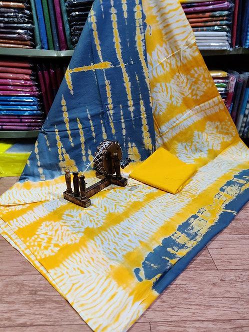 ML04 Instant wear saree with pocket