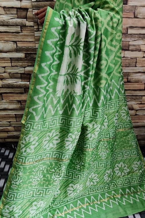 CS14 Instant wear saree with pocket