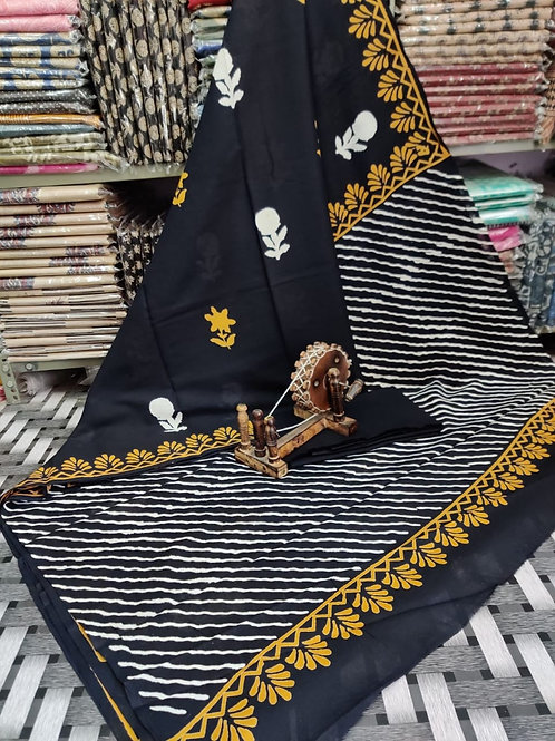 ML16 Instant wear saree with pocket