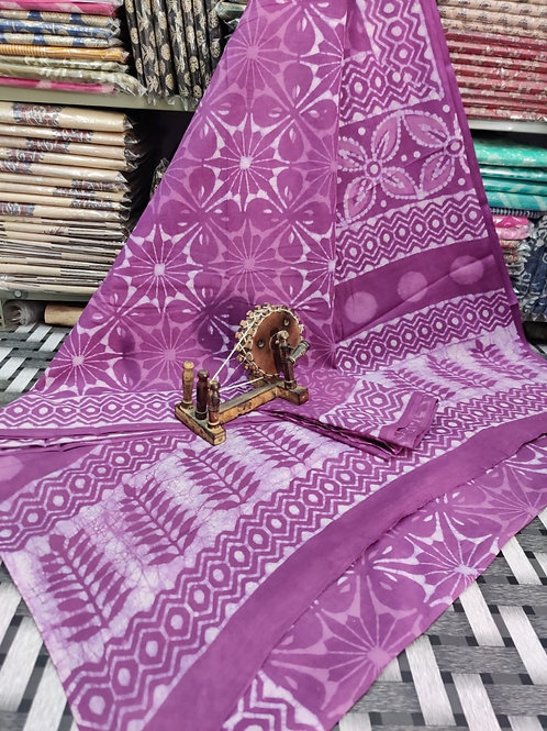 ML09 Instant wear saree with pocket