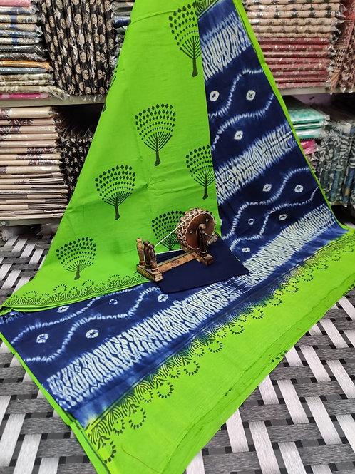 ML20 Instant wear saree with pocket
