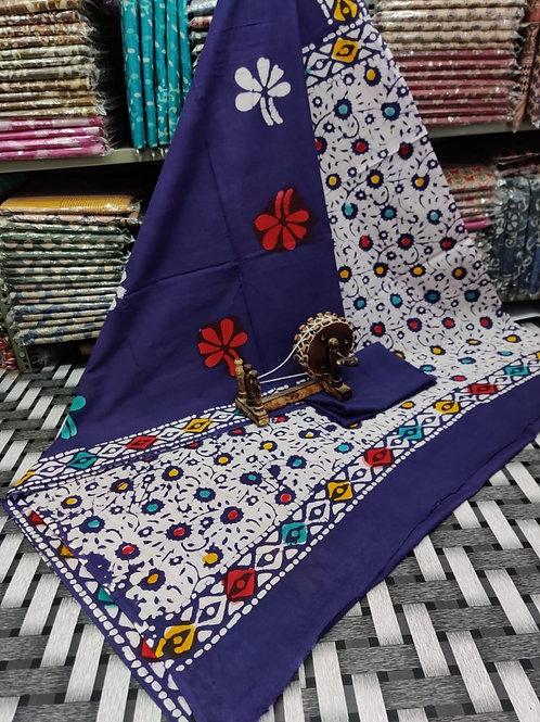 ML23 Instant wear saree with pocket