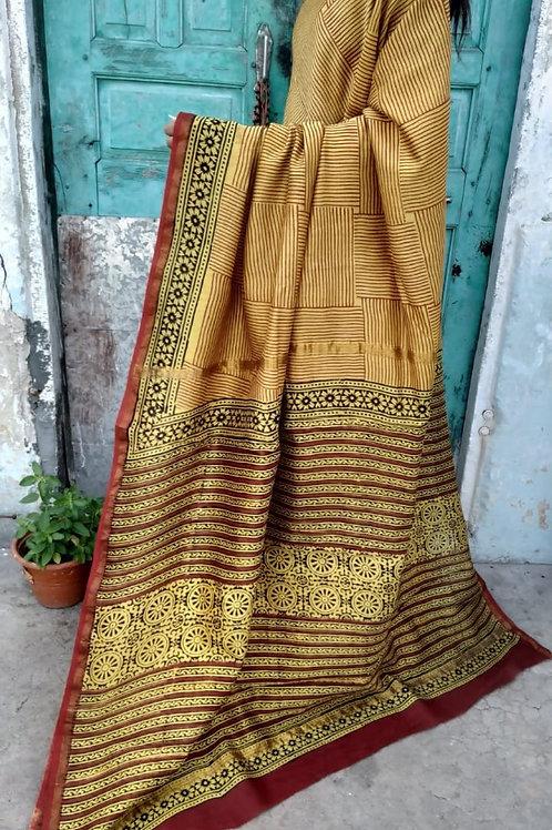 CS32 Instant wear saree with pocket