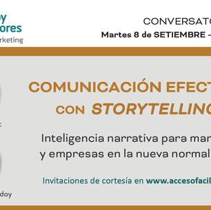 Comunicación efectiva y storytelling