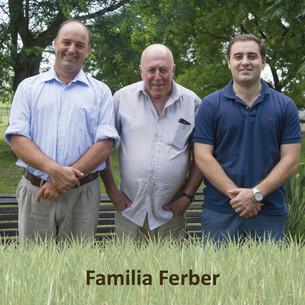 La familia Ferber y su fuerte escuela