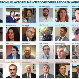 Acá están los 32 entrevistados más consultados del año