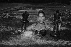 Swimming with Chess