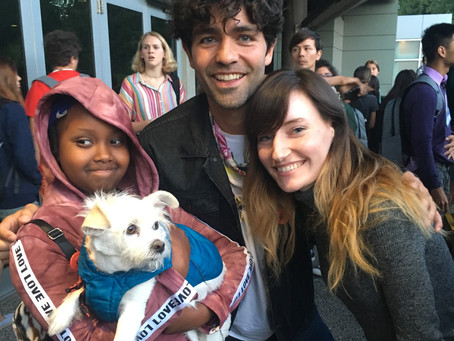 Adrian Grenier Sponsors Youth for the Ocean Hero Bootcamp