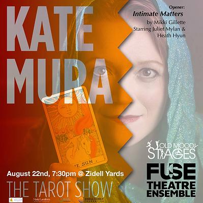 The Tarot Show with Kate Mura