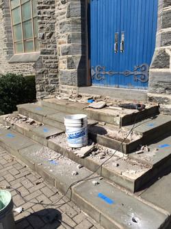 Presbyterian Church Restoration