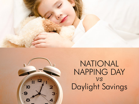 The Tale of National Napping Day and the Missing Hour