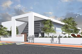 Nuovo sport centre Codigoro FE (Mate Soc.coop.va)
