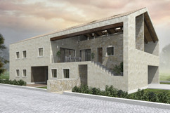 Residenza Bifamiliare - Loggia B