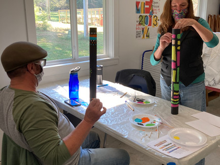 Arkansas Arts Council supports teacher workshops at Clear Spring School