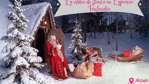 Paisajes navideños que parecen sacados de un cuento