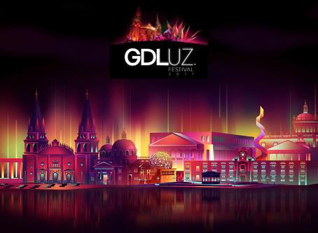 GDLUZ Festival - festejando el 475 aniversario de la Ciudad de Guadalajara