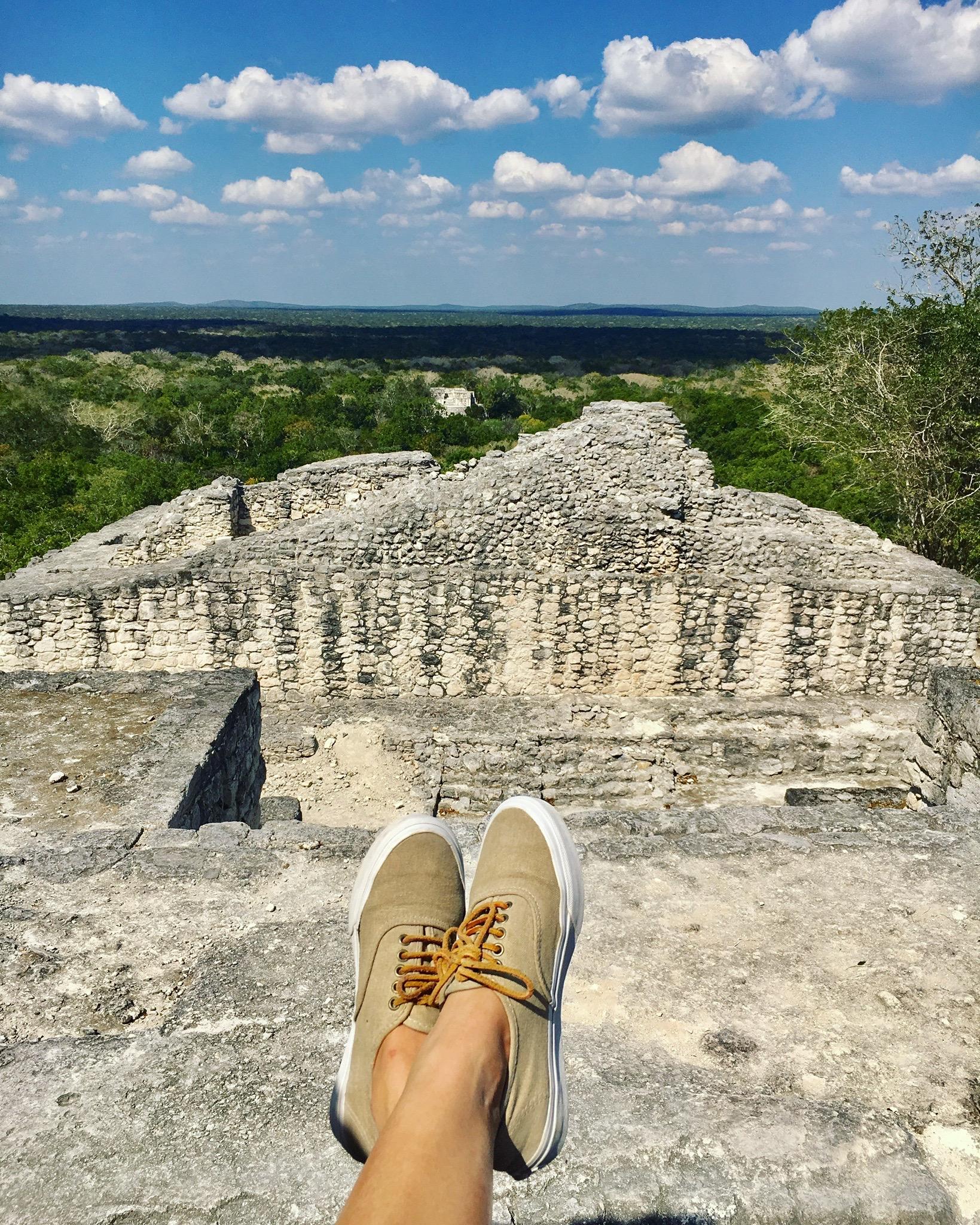 Vista desde la Pirámide 2