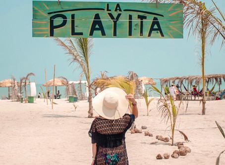 La Playita Sabancuy, un club en una de las playas más bonitas de Campeche.