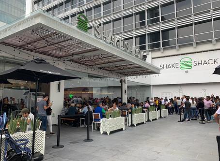 Shake Shack el restaurante de hamburguesas más famoso de NY llegó a México