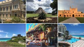 Roadtrip por la Riviera Maya y Península díe Yucatán