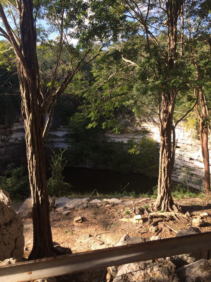 Vista al Cenote