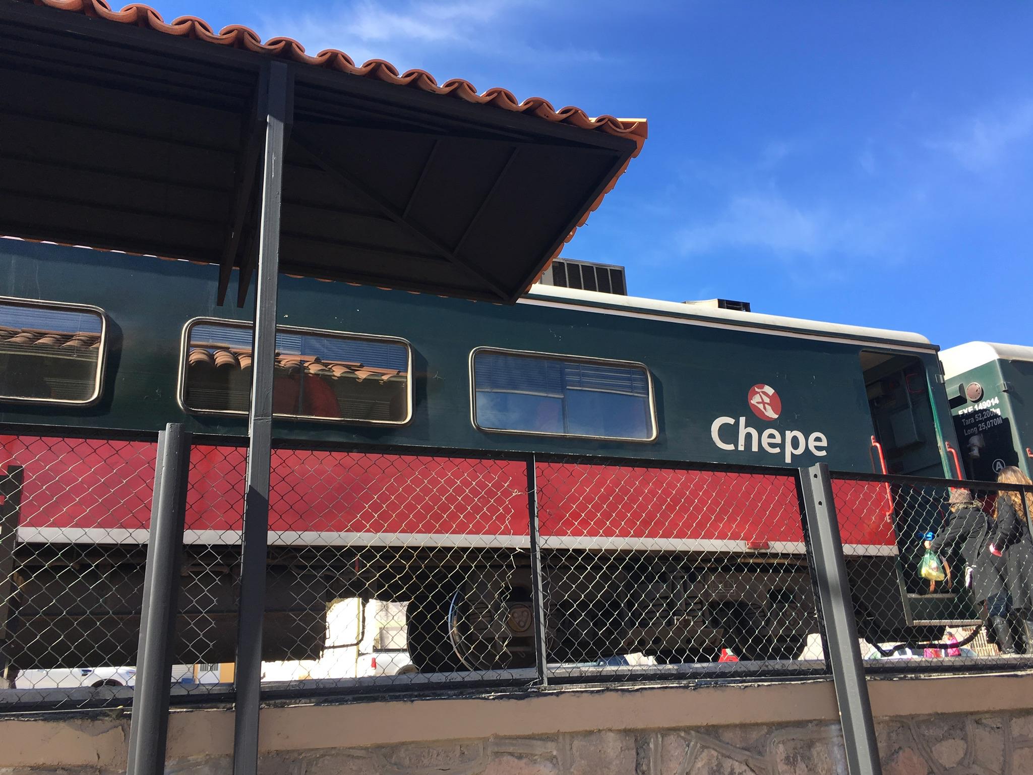 Estación Creel
