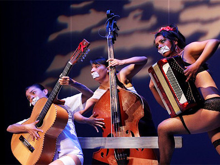 XLIV Festival Internacional Cervantino, el evento cultural del año