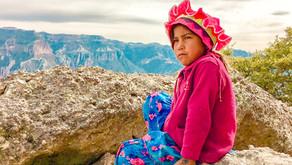 Estilo de vida Rarámuri en la Sierra Tarahumara