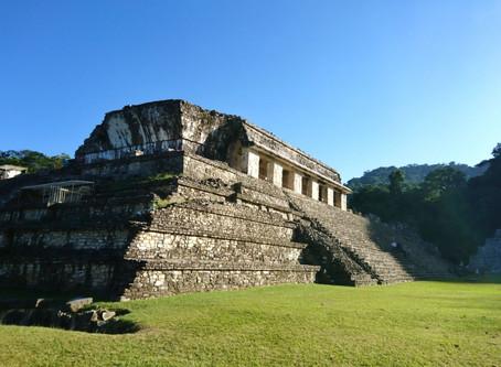 Palenque, Ciudad Maya y de bellezas naturales.