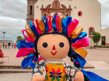 Amealco Querétaro, el pueblo mágico de la muñequita otomí