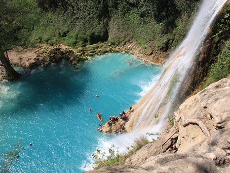 Aventura y ecoturismo en la Huasteca Potosina
