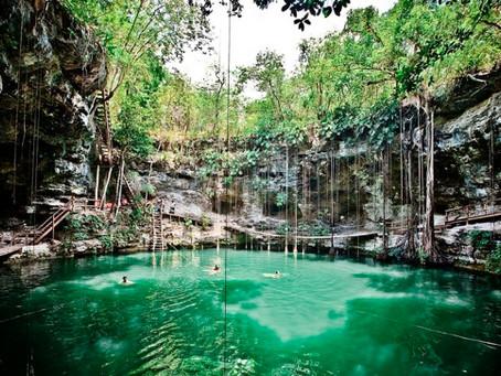 12 cenotes de Yucatán que debes visitar