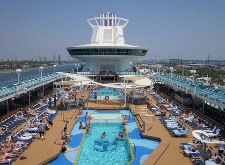 Viajando en Crucero, mi experiencia en líneas
