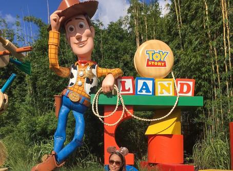 Conociendo Toy Story Land