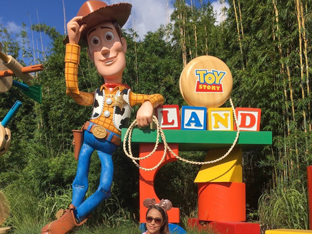 Conociendo Toy Story Land