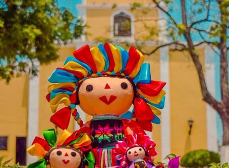 Muñequitas Otomíes, una bella artesanía mexicana que debemos valorar