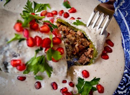 Chiles en Nogada - Receta Tradicional