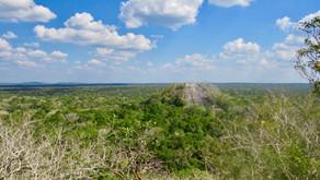 Calakmul, la ciudad maya escondida en la selva