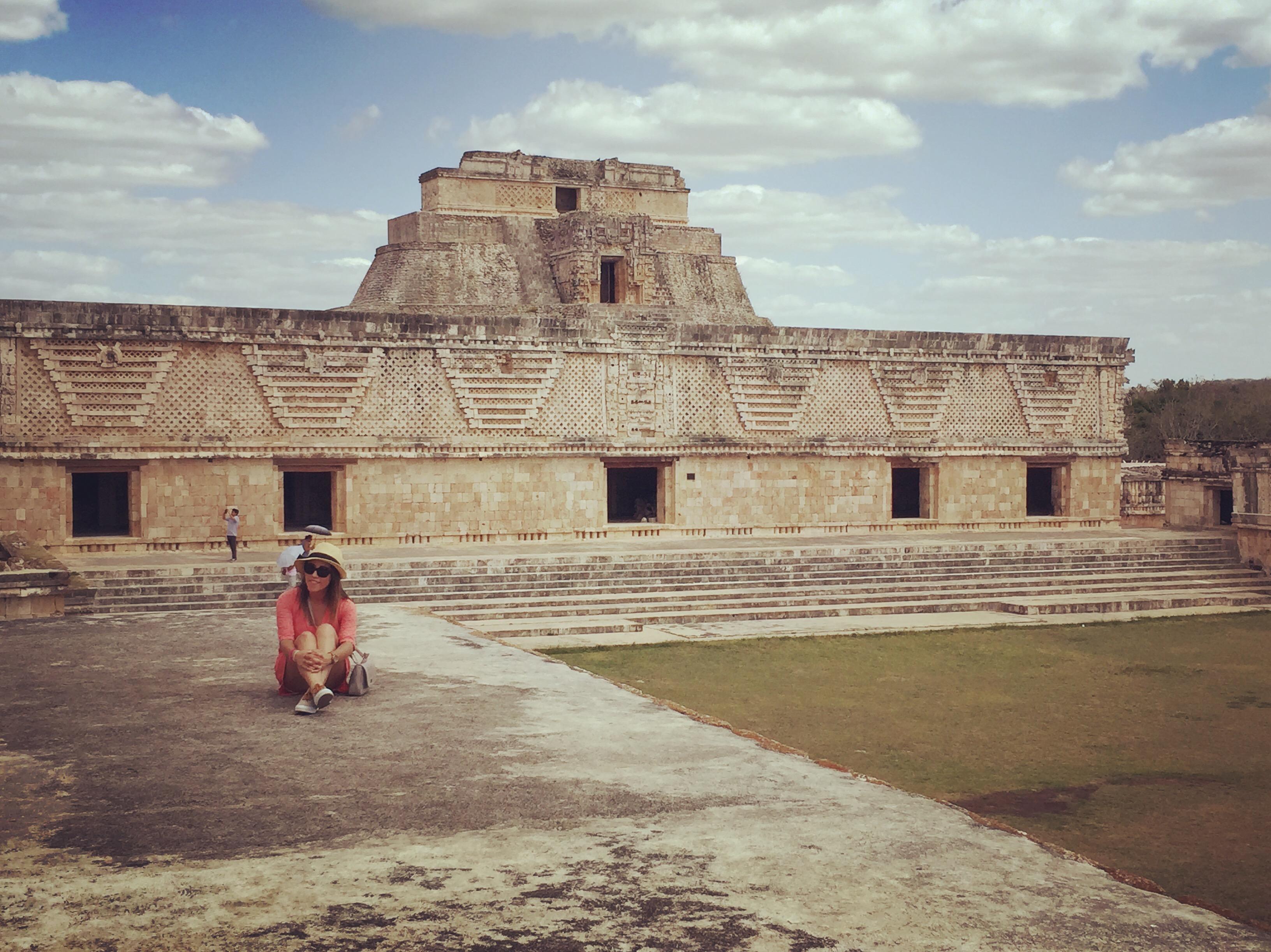 Ruinas Uxmal