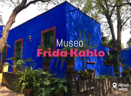 Museo Frida Kahlo, un lugar que debe estar en su lista