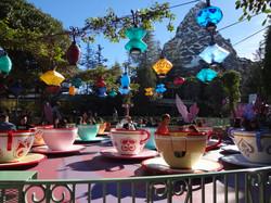 Mad Hatter Tea Cups