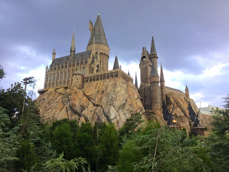 Conociendo The Wizarding World of Harry Potter