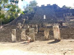 Base de la pirámide 2