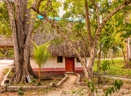 Centro Ecoturístico Cabañas Solka en Candelaria Campeche