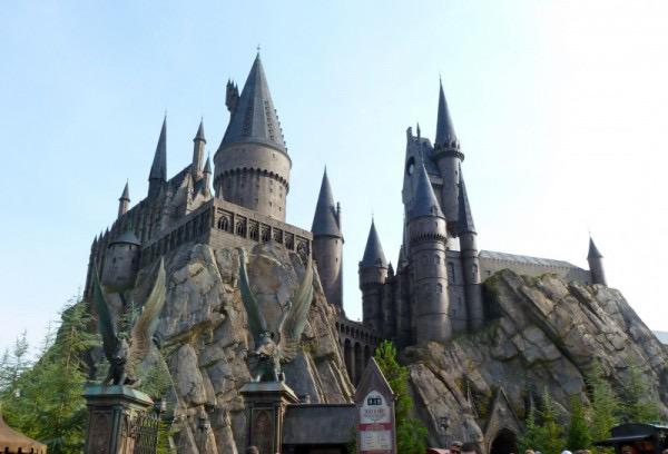 Castillo Hogwarts, Universal Studios